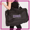 Prestige All Stars Bling Duffel Bag with Rhinestone Logo