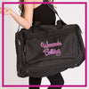 DUFFEL-BAG-wauconda-bulldogs-GlitterStarz-Custom-Rhinestone-Bag-With-Bling-Team-Logo