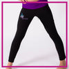 Ignite Everyday Essential Leggings with Rhinestone Logo