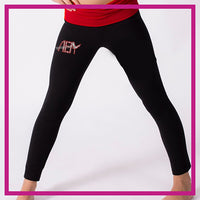 EE-Leggings-airborne-elite-GlitterStarz-Custom-Rhinestone-Bling-Apparel-Pants-for-Cheerleading-and-Dance-red