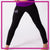 MCA Allstars Everyday Essential Leggings with Rhinestone Logo