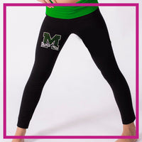 EE-Leggings-mhs-dance-team-GlitterStarz-Custom-Rhinestone-Bling-Apparel-Pants-for-Cheerleading-and-Dance-kellygreen