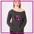 MOT Allstars Bling Favorite Comfy Sweatshirt with Rhinestone Logo