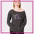All Star Xtreme Bling Favorite Comfy Sweatshirt with Rhinestone Logo