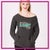 Arizona Element Elite Bling Favorite Comfy Sweatshirt with Rhinestone Logo
