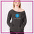 Courtney's Dance Artistry Bling Favorite Comfy Sweatshirt with Rhinestone Logo