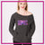 Epic Allstars Bling Favorite Comfy Sweatshirt with Rhinestone Logo