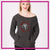 Rising Stars Studio of Dance Bling Favorite Comfy Sweatshirt with Rhinestone Logo