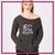 Southern Coast Elite Bling Favorite Comfy Sweatshirt with Rhinestone Logo