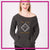 The F.I.R.M. Dance Company Bling Favorite Comfy Sweatshirt with Rhinestone Logo