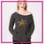 Top Notch Dance Company Bling Favorite Comfy Sweatshirt with Rhinestone Logo
