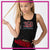 360 Athletics Bling Festival Tank with Rhinestone Logo