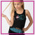 Absolute Dance Company Bling Festival Tank with Rhinestone Logo