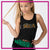 Angel Elite Allstars Bling Festival Tank with Rhinestone Logo
