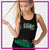 Arizona Element Elite Bling Festival Tank with Rhinestone Logo