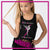 Ballet Academy of Moses Lake Bling Festival Tank with Rhinestone Logo