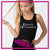 Dance Dynamics Bling Festival Tank with Rhinestone Logo