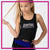 Empire Dance Productions Festival Tank with Rhinestone Logo