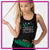Next Generation Dance Center Bling Festival Tank with Rhinestone Logo