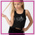 The Dance Project Bling Festival Tank with Rhinestone Logo