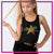 Top Notch Dance Company Bling Festival Tank with Rhinestone Logo