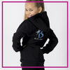 FITTED-HOODIE-BACK-bay-state-gliteerstarz-custom-bling-rhinestone-fitted-hoodie