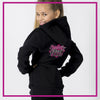 FITTED-HOODIE-BACK-spirit-east-texas-gliteerstarz-custom-bling-rhinestone-fitted-hoodie