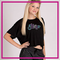 FLOWY-CROP-nor-eastern-GlitterStarz-Custom-Rhinestone-Apparel-and-Shirts-for-Cheerleading-Trendy