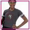 FOOTBALLTshirt-rising-stars-studio-of-dance-GlitterStarz-Custom-Bling-Team-Rhinestone-Tshirts