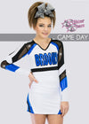 Game Day Uniform by GlitterStarz
