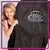 Cheer Obsession Garment Bag with Rhinestone Logo