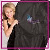 Ignite Garment Bag with Rhinestone Logo