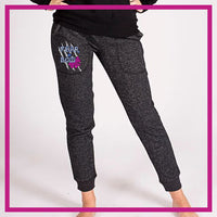 JOGGERS-fear-the-bow-GlitterStarz-Custom-Rhinestone-Bling-Apparel-Pants-for-Cheerleading-and-Dance