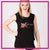 Matrix Allstars Bling Lace Tank with Rhinestone Logo