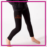 LEGGINGS-aa-stagg-orchesis-GlitterStarz-Custom-Rhinestone-Bling-Team-Apparel-Leggings-Cheerleading-Dance