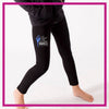 LEGGINGS-first-class-dance-academy-GlitterStarz-Custom-Rhinestone-Bling-Team-Apparel-Leggings-Cheerleading-Dance