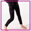 LEGGINGS-on-pointe-performing-arts-center-GlitterStarz-Custom-Rhinestone-Bling-Team-Apparel-Leggings-Cheerleading-Dance