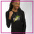 SODC Elite Dance Infusion Bling Lightweight Hoodie with Rhinestone Logo
