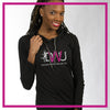 LIGHTWEIGHT-HOODIE-danceworks-unlimited-GlitterStarz-Custom-Rhinestone-Hoodie-with-bling-logo