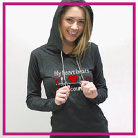 LIGHTWEIGHT-HOODIE-my-heart-beats-in-8-counts-GlitterStarz-Custom-Rhinestone-Hoodie-with-bling-logo