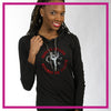 LIGHTWEIGHT-HOODIE-rising-stars-studio-of-dance-GlitterStarz-Custom-Rhinestone-Hoodie-with-bling-logo