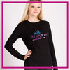 LONGSLEEVEBASIC-fantashique-GlitterStarz-Custom-Rhinestone-Apparel-for-Cheerleading-and-Dance