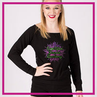 LONGSLEEVELACEFRONT-ever-after-dance-academy-GlitterStarz-Custom-bling-logo-Rhinestone-Apparel-For-Cheer-and-dance