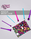 GlitterStarz DyeSub Makeup Brush Case