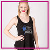 MustHaveTank-first-class-dance-academy-GlitterStarz-Custom-Rhinestone-Tank-Tops-for-Cheerleading-Dance