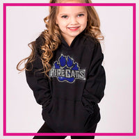 PULLOVER-HOODIE-Carolina-Cheer-FierCats-gliterstarz-custom-bling-team-rhinestone-hoody