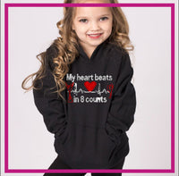 PULLOVER-HOODIE-my-heart-beats-in-8-counts-gliterstarz-custom-bling-team-rhinestone-hoody