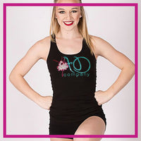 RACERBACK-TANK-TOP-Absolute-Dance-Custom-Rhinestone-Tank-Top-With-Bling-Team-Logo-in-Rhinestones