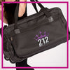 ROLLING-DUFFEL-212-elite-cheer-GlitterStarz-Rhinestone-Bling-Bags-with-Team-Logo-Backpacks-and Travel Bags
