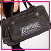 ROLLING-DUFFEL-empire-dance-productions-GlitterStarz-Rhinestone-Bling-Bags-with-Team-Logo-Backpacks-and Travel Bags